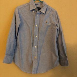 Ralph Lauren Boy's Button Down Shirt